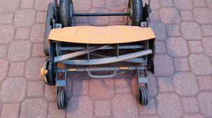 Fiskars 18 inch Reel lawn mower Stay Sharp Max for Sale in Denver, CO