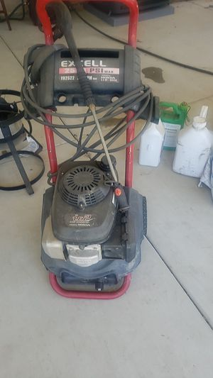 Excell Pressure washer. HONDA Engine for Sale in Hemet, CA