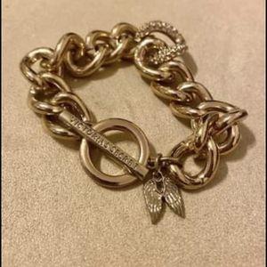 Victoria's Secret gold bracelet for Sale in Seabrook, TX