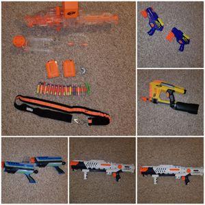 I got 10 nerf guns for Sale in Osseo, MN