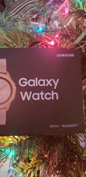 Samsung Galaxy watch 42mm for Sale in Gulfport, MS