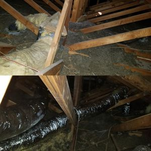 Offering my service in repair and change of air conditioning ducts and systems estimated for free for Sale in Arlington, TX