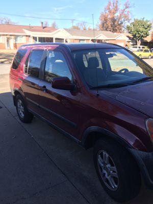 Honda crv for Sale in Tulsa, OK