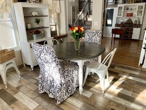 Expandable kitchen dining table set for Sale in Littleton, CO