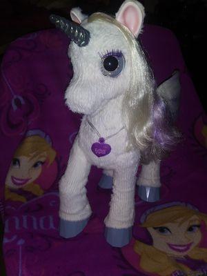 FurReal friends Starlilly my magical unicorn for Sale in Smithfield, VA