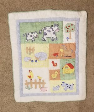 Farm Themed Babycrib Bedding And Decor for Sale in Lancaster, OH