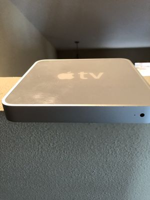 MOVING SALE - Original Apple TV works, no cables or remote for Sale in Auburn, WA