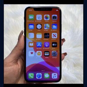 Apple iPhone X 256gb UNLOCKED for Sale in Orlando, FL