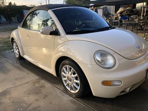 Volkswagen Beetle for Sale in Bloomington, CA