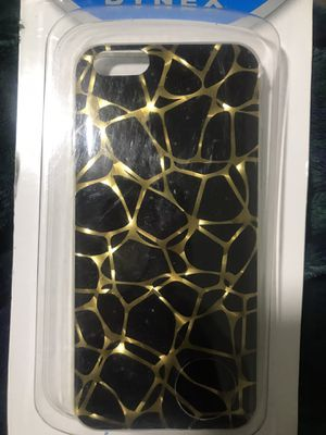 iPhone 6/7/8 bland gold marble case for Sale in North Charleston, SC