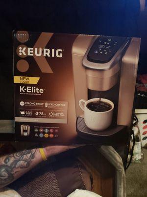 Keurig k-Elite for Sale in Clackamas, OR