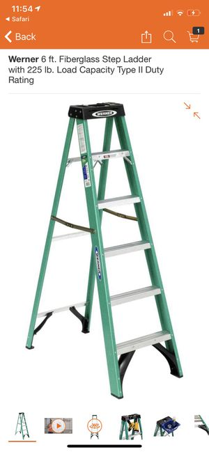 6 foot ladder for Sale in Garden Grove, CA