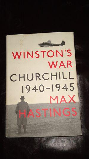Winston's Churchill for Sale in KINGSVL NAVAL, TX