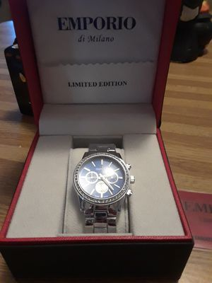 Emporio di Milani Stainless Steel Women's watch. for Sale in Davie, FL