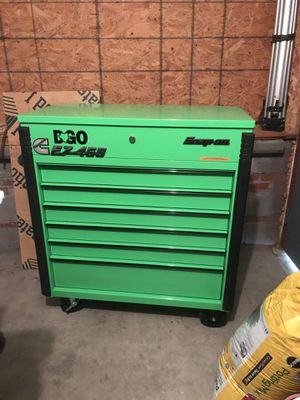 Snap on tool box for Sale in Irving, TX