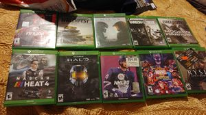 Xbox one games for Sale in Phoenix, AZ
