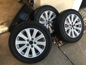 Wheel Alloy Rim Aluminum 17 inch 10 Spoke Pax Run Flat Fits 05-10 ODYSSEY for Sale in Orlando, FL