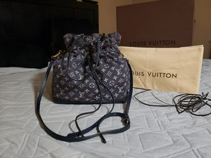 Louis Vuitton Denim Noefull for Sale in Pflugerville, TX
