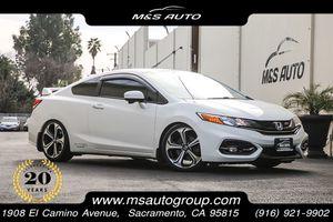2015 Honda Civic Coupe for Sale in Sacramento, CA