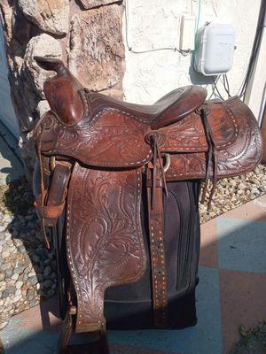 Antique horse saddle for Sale in Vallejo, CA
