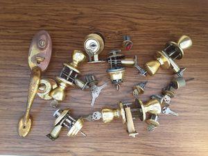 Kwikset door locks , dead bolt locks for Sale in South El Monte, CA