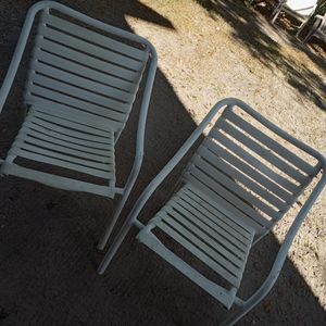 White Lawn Chairs for Sale in Tampa, FL