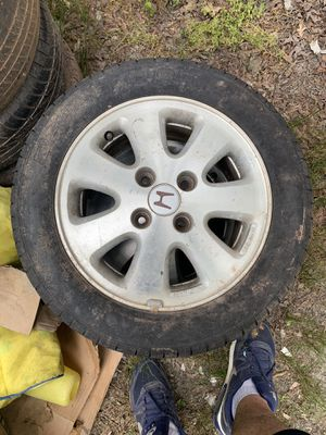 15x5 Prelude Si Wheels for Sale in Scottsville, VA