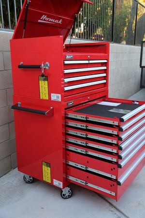 Homak 36 in. Pro II Series Top & Botton Tool Chest for Sale in Whittier, CA
