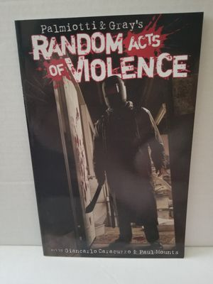 Random Acts of Violence Graphic Novel for Sale in Hampton, VA
