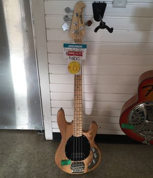Ernie Ball Music Man Sting Ray Bass Guitar for Sale in Las Vegas, NV