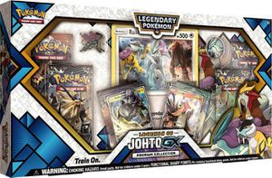 Pokemon Legends of Johto GX Premium Collection box for Sale in San Jose, CA