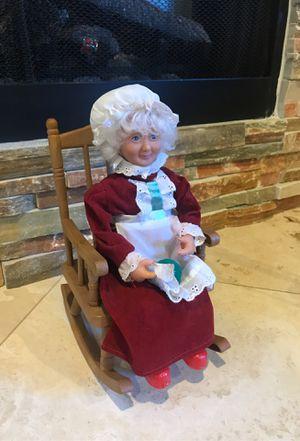 Cute grandma doll with Hammock chair for Sale in Grand Prairie, TX