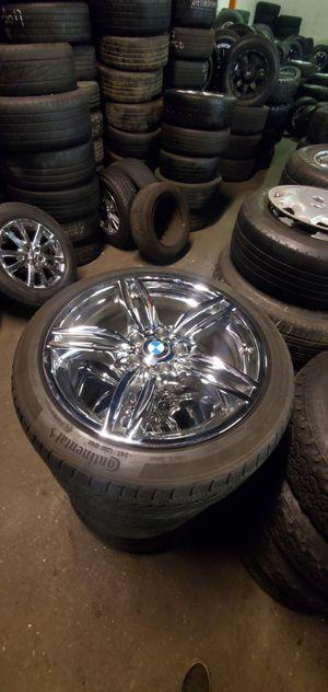 BMW wheels, m3 rims, m4 rims, I series rims, x5 rims for Sale in Anaheim, CA