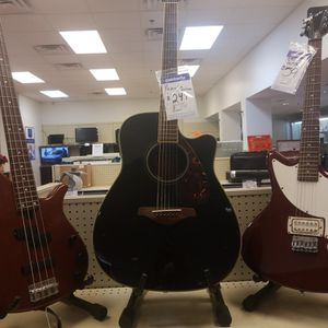 Yamaha FGX 720SC Acoustic Guitar for Sale in Norcross, GA