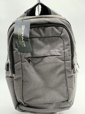 Slim Laptop Backpacks Anti Thief Business Computer Bag College School 15 15.6 inch Gray for Sale in Carrollton, TX