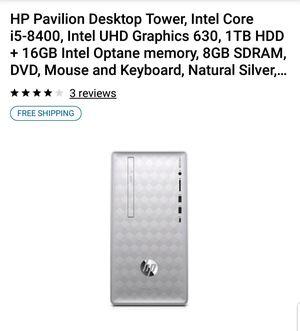 HP PAVILLION DESKTOP COMPUTER for Sale in Tavares, FL