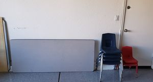 school table and 6 chairs for Sale in Phoenix, AZ