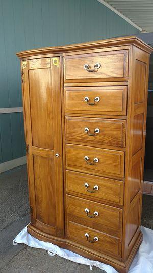 Antique armoire/Dresser for Sale in El Cajon, CA