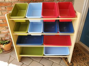 Toy Organizer for Sale in Tustin, CA