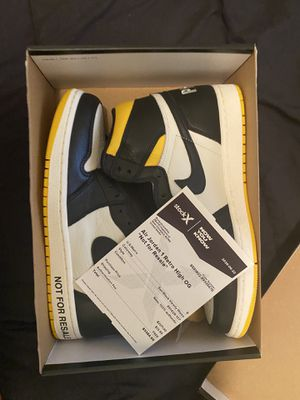 """Not a For Resell"""" Jordan 1 DS Size 9 for Sale in Berwyn, IL"""
