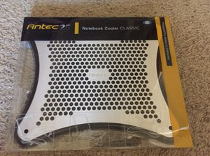 Antec USB-Powered Notebook/Mac Computer Laptop Cooler (Brand New In Box) Great device. Never used, yours for a cheap price! for Sale in Denver, CO
