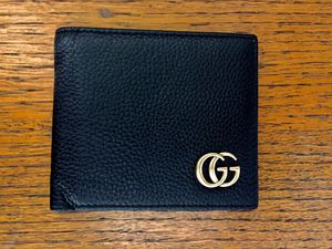 Leather Gucci Wallet for Sale in Irvine, CA