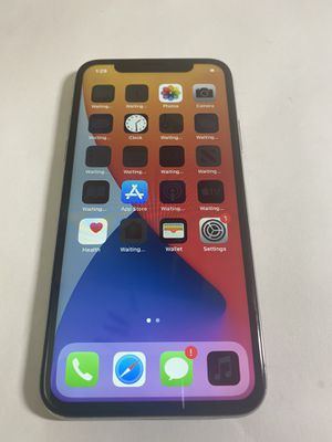 iPhone X 64 gb white sprint locked Great condition for Sale in Decatur, GA