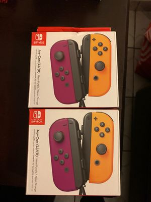 Nintendo switch joycon for Sale in Los Angeles, CA