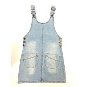 Suspender Skirt Denim Jean Dress for Sale in Chicago, IL