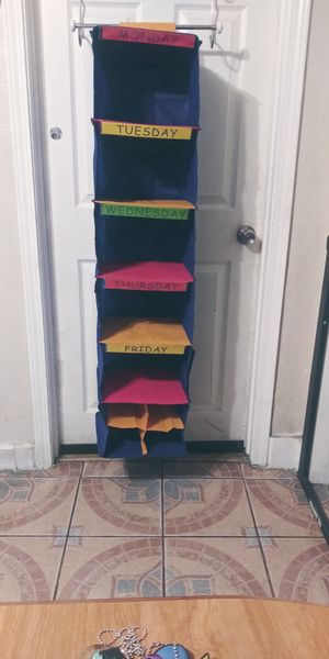 Clothes organizer for kids for Sale in Los Angeles, CA