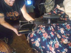 Ops Gear AR 15 paintball gun for Sale in Tigard, OR