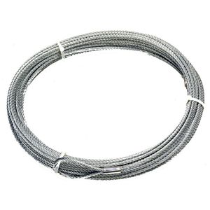 New -- WARN 25987 Winch Rope - 5/16 in. x 125 ft. Cable for Sale in Renton, WA