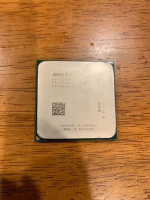 AMD FX-4300 4 Core CPU for Sale in Des Moines, IA