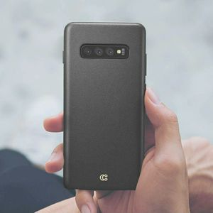 CYRILL Ciel [Basic Leather Collection] Designed for Samsung Galaxy S10 (2019) Case - Black for Sale in South Gate, CA